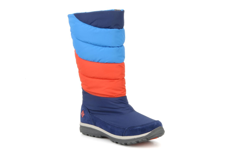 Boots en enkellaarsjes Columbia Powder down w Multicolor detail