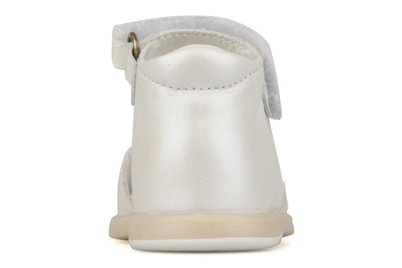 Sandalen Babybotte Toupy Wit rechts