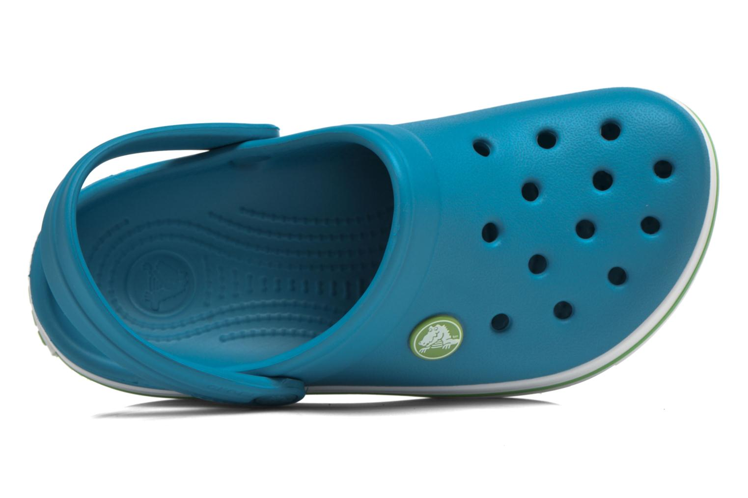 Sandalen Crocs Crocband kids Blauw links