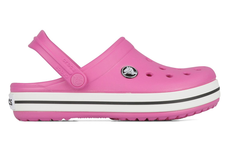 Sandalen Crocs Crocband kids Roze achterkant
