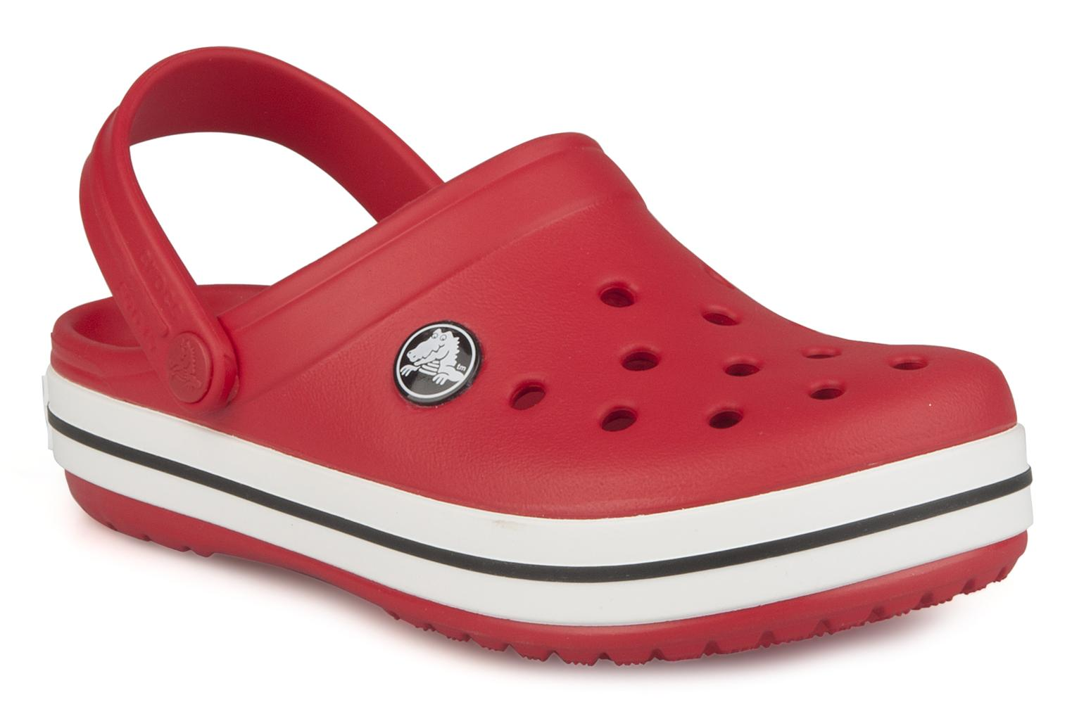 Crocband kids Red