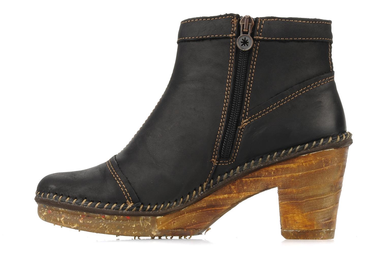 Boots en enkellaarsjes Art Amsterdam 316 Zwart voorkant