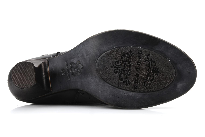 Bottes Neosens Rococo 796 Noir vue haut