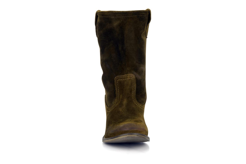 Boots en enkellaarsjes IKKS Gabriella Bruin model