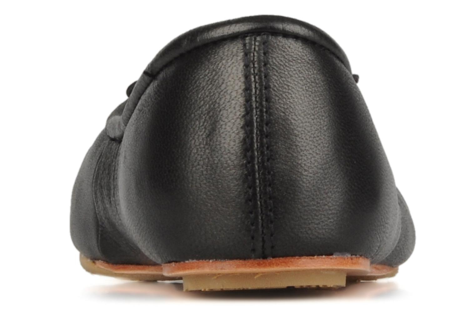 Ballet pumps Bloch Arabella Black view from the right