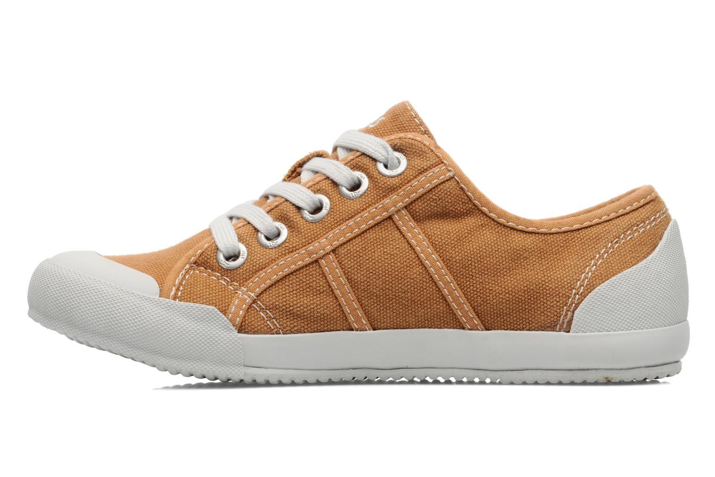 Sneakers TBS Opiace Bruin voorkant