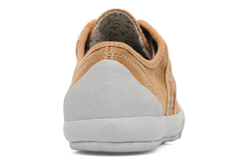 Sneakers TBS Opiace Bruin rechts