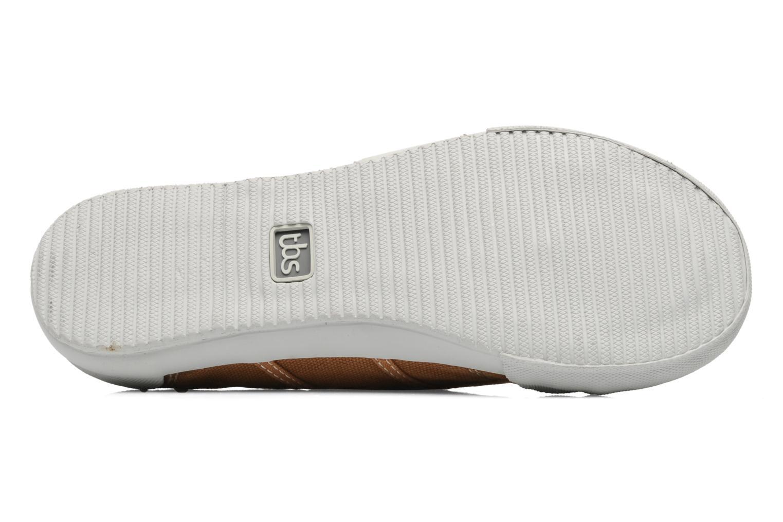 Sneakers TBS Opiace Bruin boven