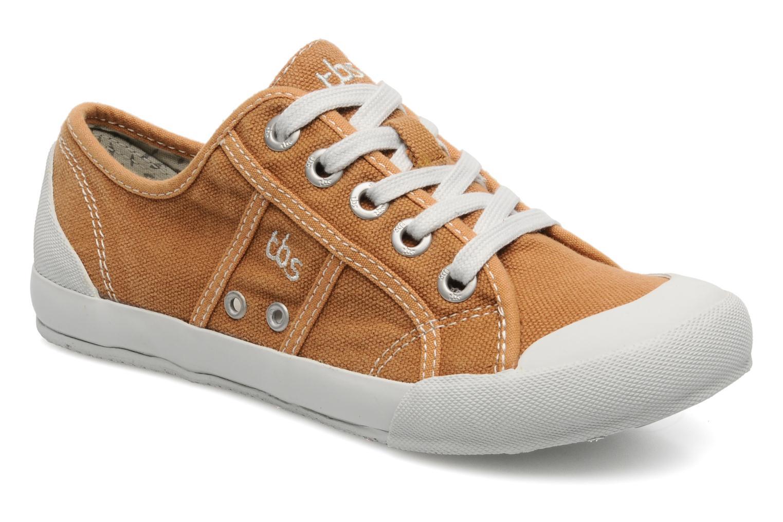 Sneakers TBS Opiace Bruin detail