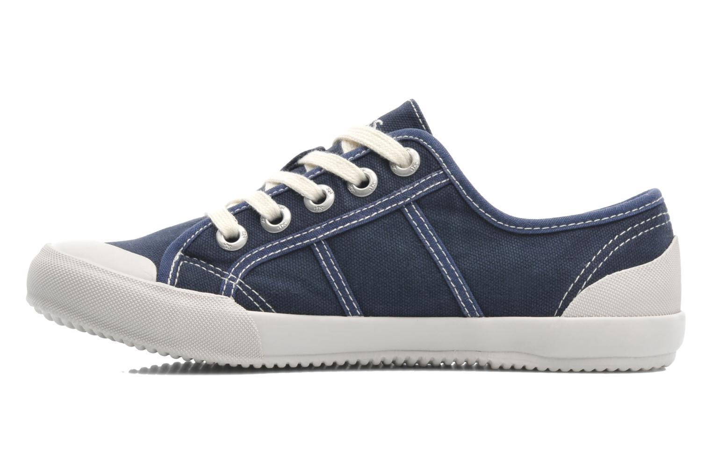 Sneaker TBS Opiace blau ansicht von vorne