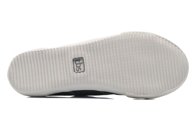 Sneaker TBS Opiace blau ansicht von oben