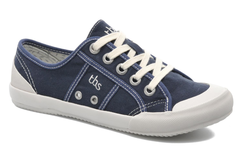 Sneakers TBS Opiace Azzurro vedi dettaglio/paio