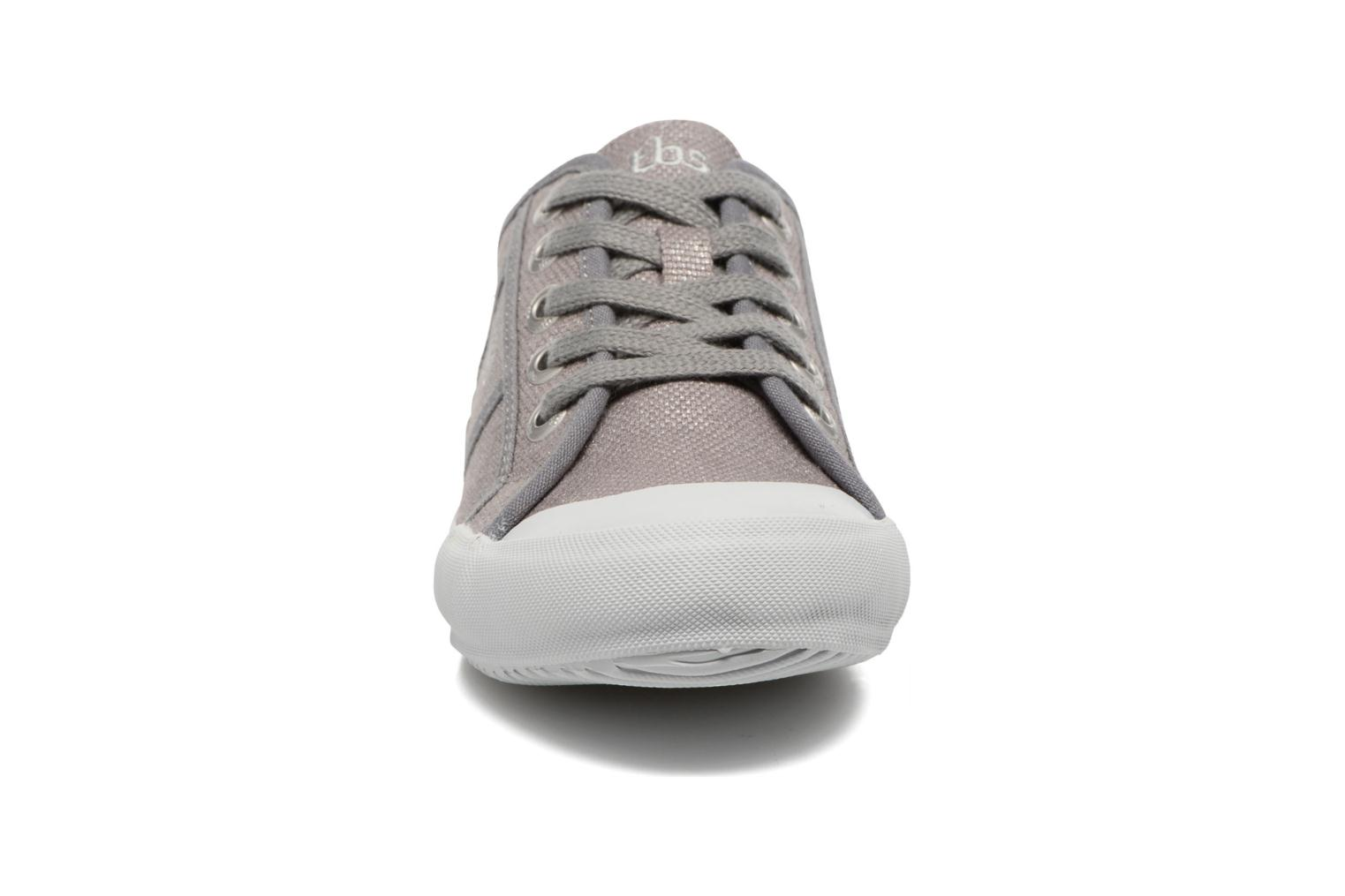 Trainers TBS Opiace Grey model view