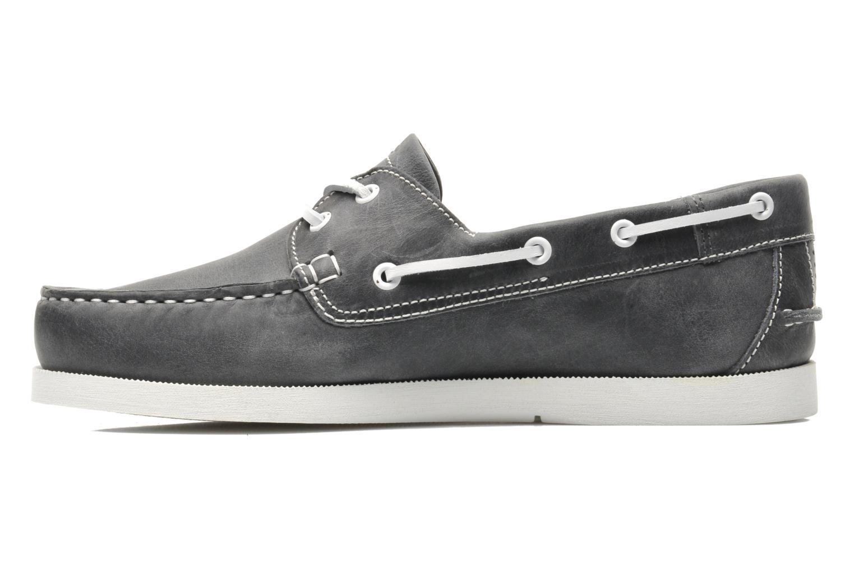 Zapatos con cordones TBS Phenis Gris vista de frente