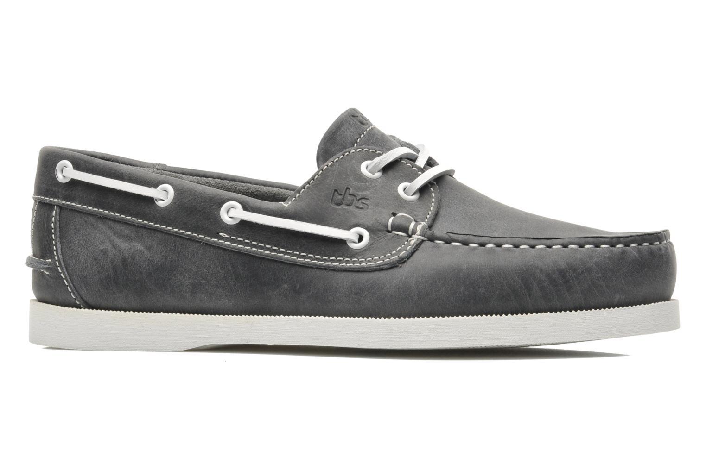 Zapatos con cordones TBS Phenis Gris vistra trasera