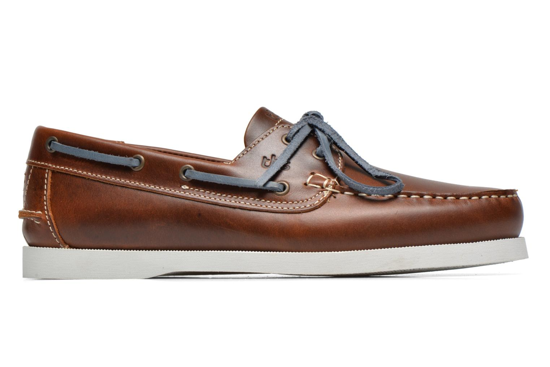 Chaussures à lacets TBS Phenis Marron vue derrière
