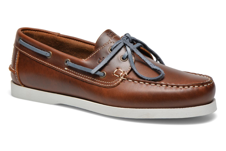 TBS Phenis (Marron) - Chaussures à lacets chez Sarenza (237539)