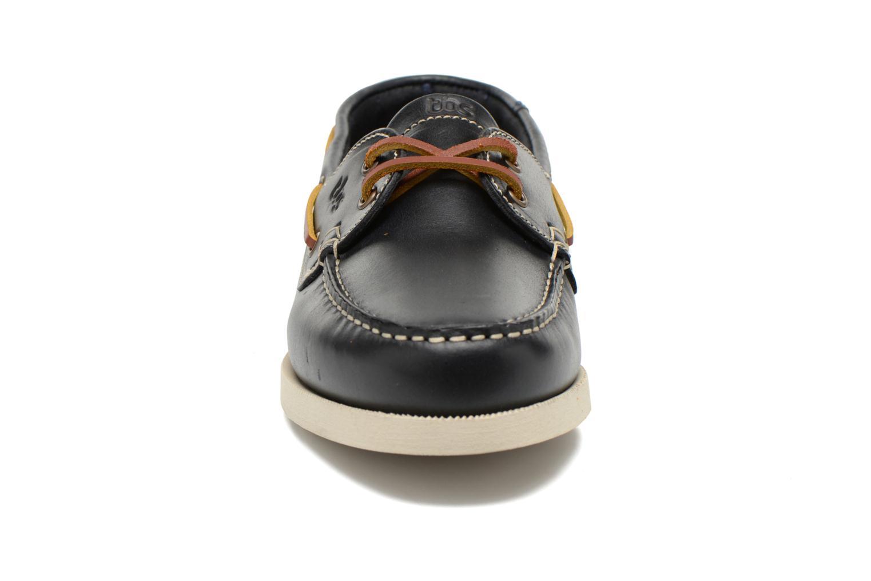 Chaussures à lacets TBS Phenis Bleu vue portées chaussures