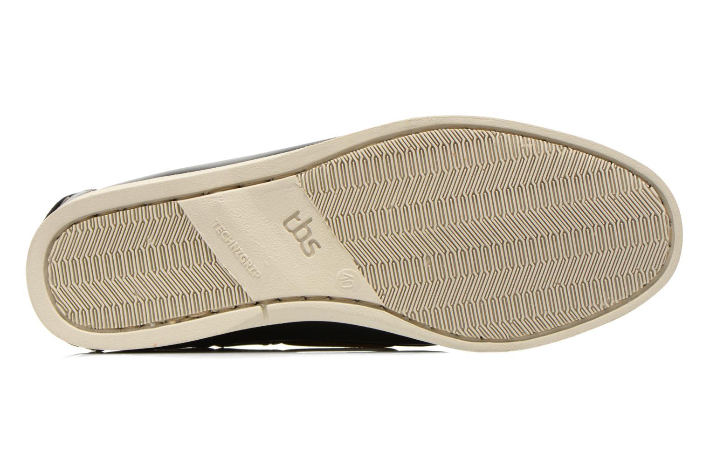 Chaussures à lacets TBS Phenis Bleu vue haut