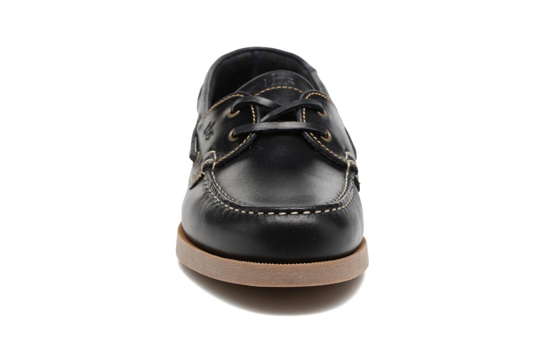Chaussures à lacets TBS Phenis Noir vue portées chaussures