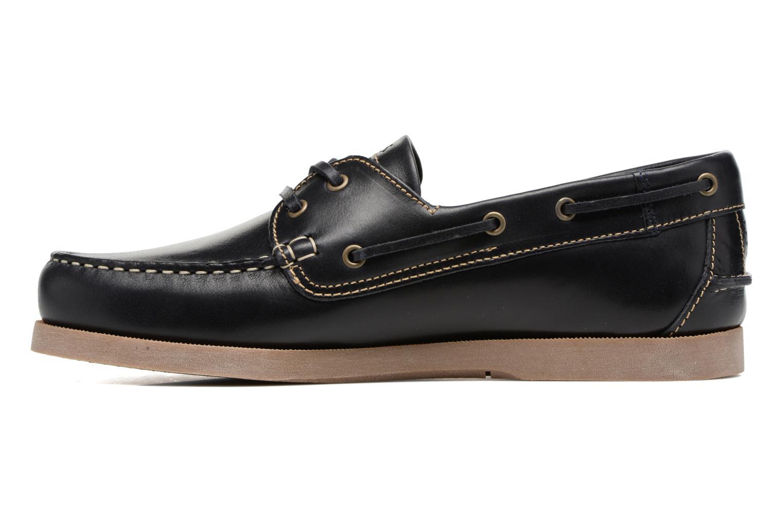 Chaussures à lacets TBS Phenis Noir vue face