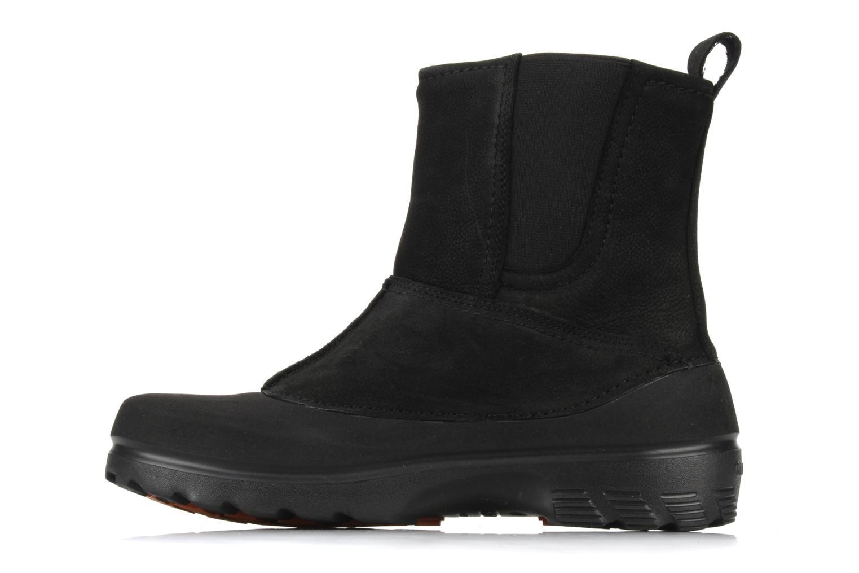 Stiefeletten & Boots Crocs Greeley schwarz ansicht von vorne