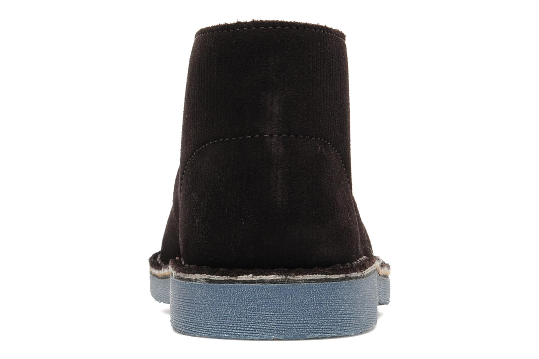 Desert Boot Junior Brown Combi Leather