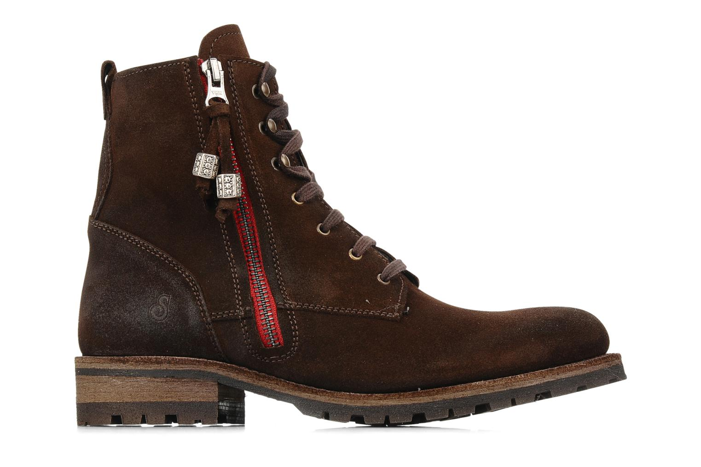 Bottines et boots Sancho Boots Randy Marron vue derrière