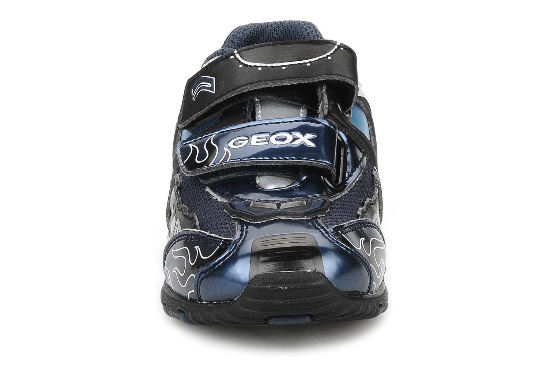 Sneakers Geox B fighter2 e Blauw model