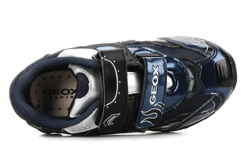 Sneakers Geox B fighter2 e Blauw links