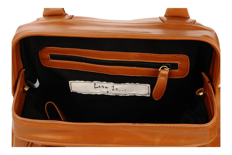 Borse Friis & company Garbo doctor bag Beige immagine posteriore