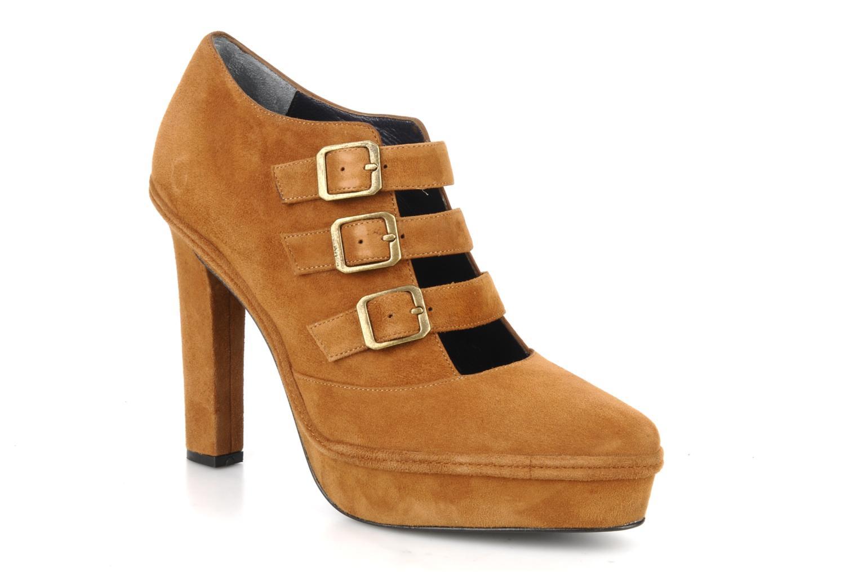 Zapatos especiales para hombres y mujeres Castaner Glesy (Marrón) Botines - Botines (Marrón)  en Más cómodo 81f779
