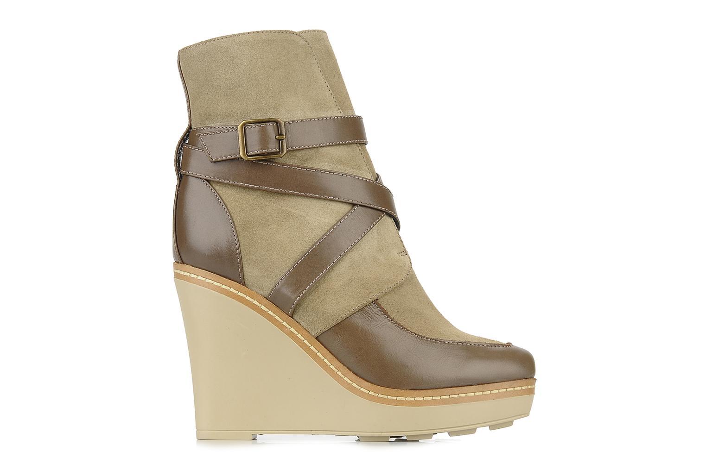 Bottines et boots Castaner Basel Beige vue derrière