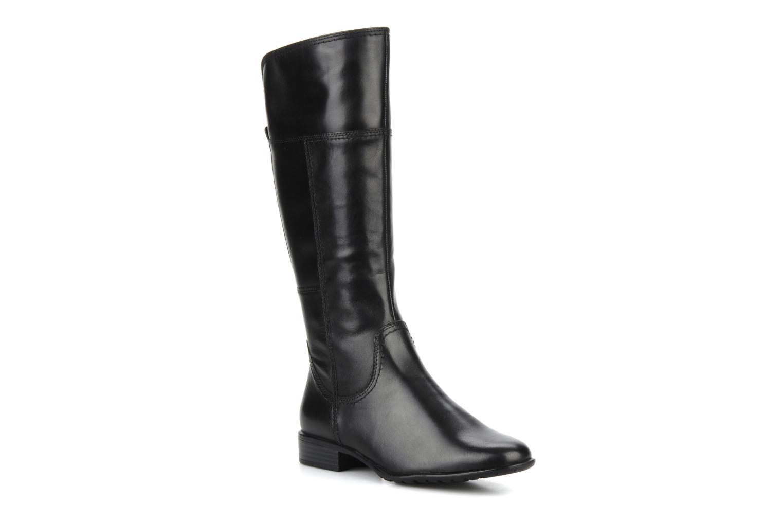 Mallon Black leather
