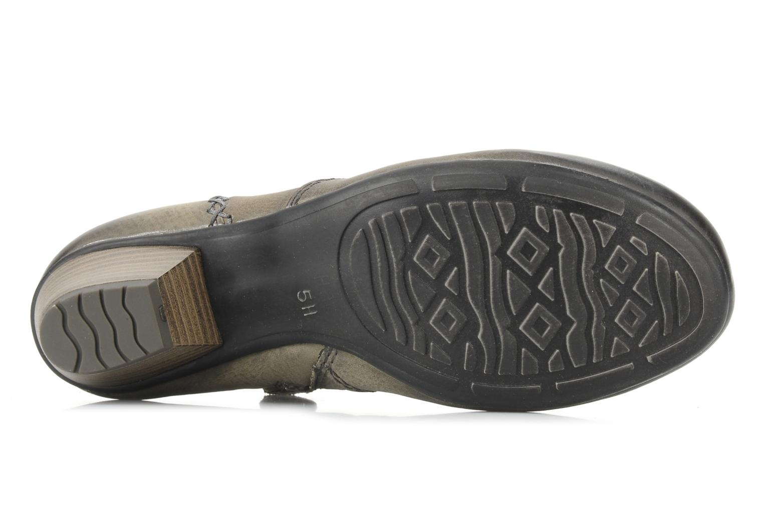 Miely Graphite leather