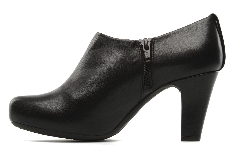 Boots en enkellaarsjes Unisa Nenet Bruin voorkant