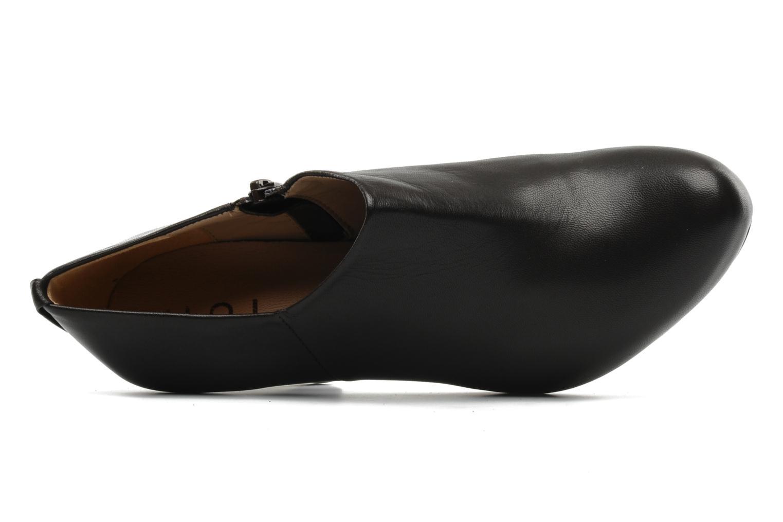 Boots en enkellaarsjes Unisa Nenet Bruin links
