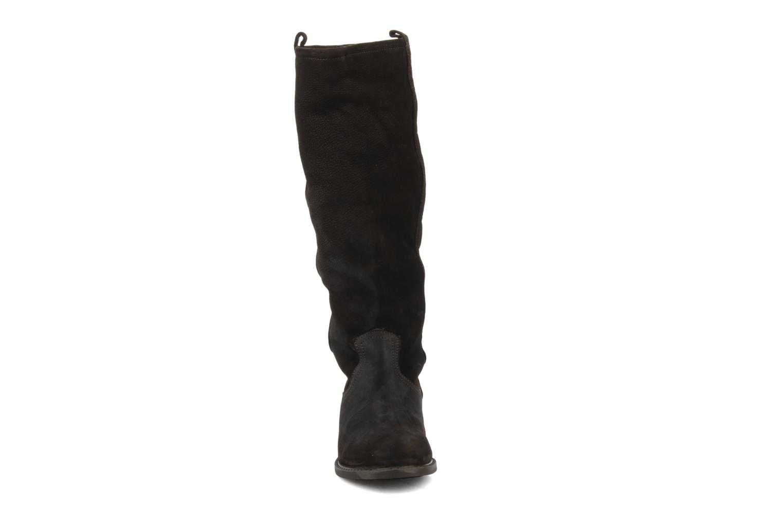 Laarzen Unisa Hino Bruin model