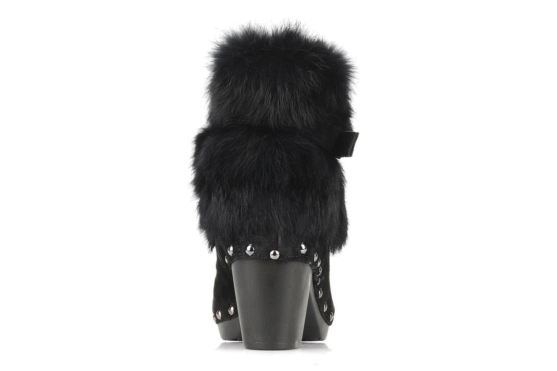Bottines et boots Tosca Blu Shoes Ragusa Noir vue droite