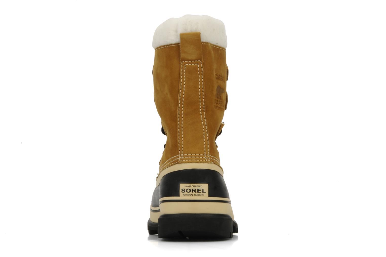 Chaussures de sport Sorel Caribou Beige vue droite