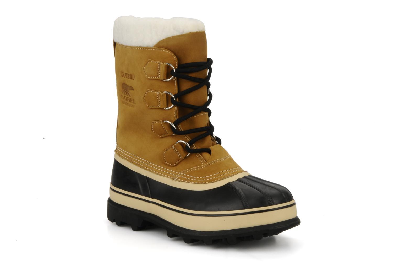 Chaussures de sport Sorel Caribou Beige vue détail/paire