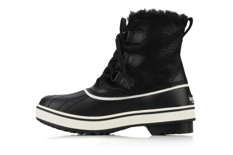 Chaussures de sport Sorel Tivoli Noir vue face