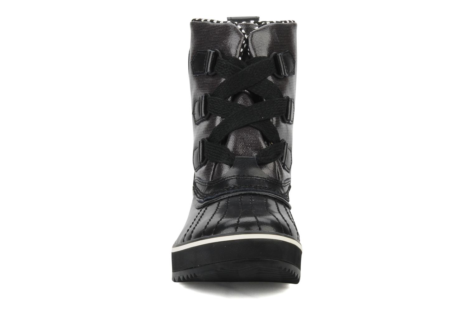 Ankle boots Sorel Tivoli Rain Black model view