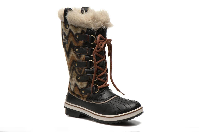 Stiefeletten & Boots Sorel Tofino schwarz detaillierte ansicht/modell