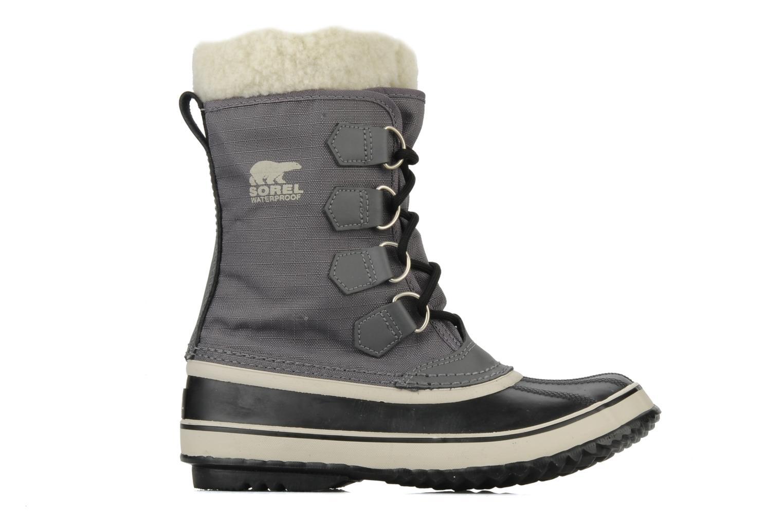 Sport shoes Sorel Winter carnival Grey back view