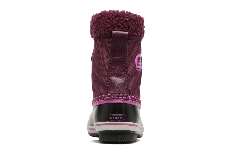 Yoot Pac Nylon Purple Dahlia