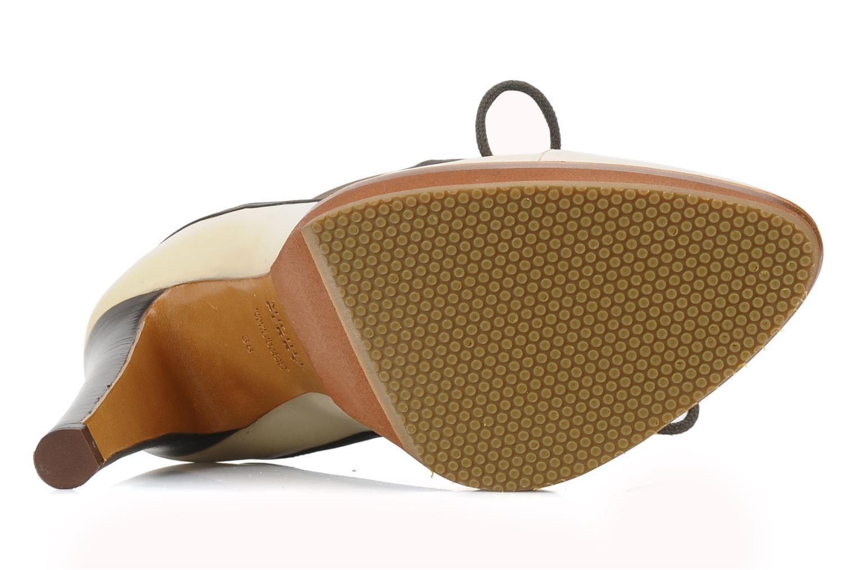Stiefeletten & Boots Michel Perry Virona beige ansicht von oben