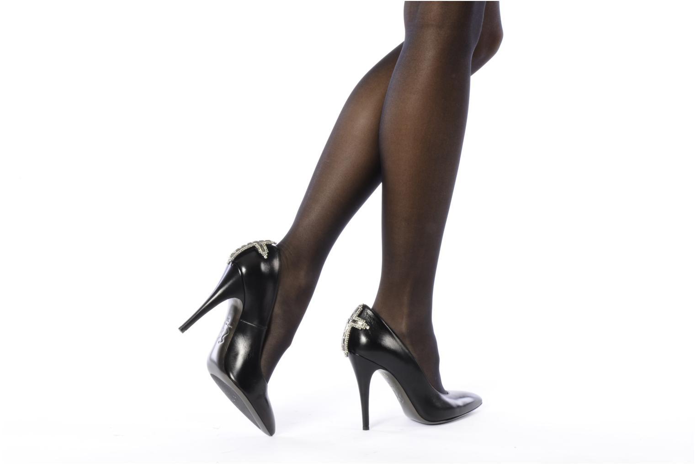 Zapatos de tacón Ernesto Esposito Pazina Negro vista de abajo