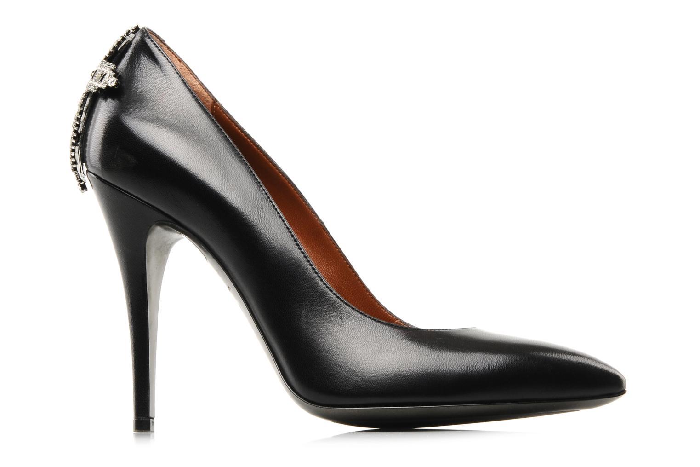 Zapatos de tacón Ernesto Esposito Pazina Negro vistra trasera
