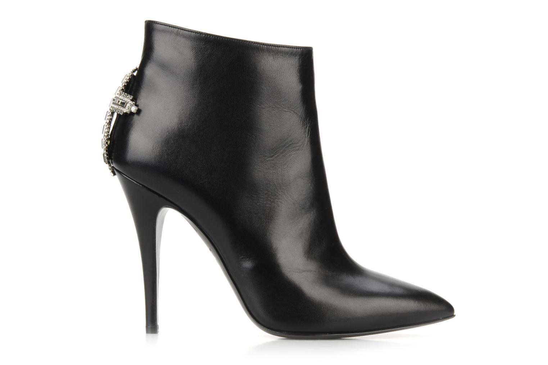 Bottines et boots Ernesto Esposito Kapina Noir vue derrière